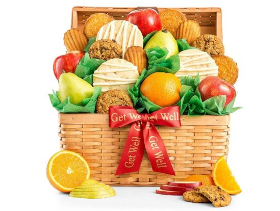 getwell soon gift basket
