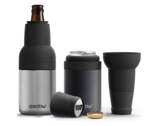 Beer Insulated Stainless Stell beer bottle