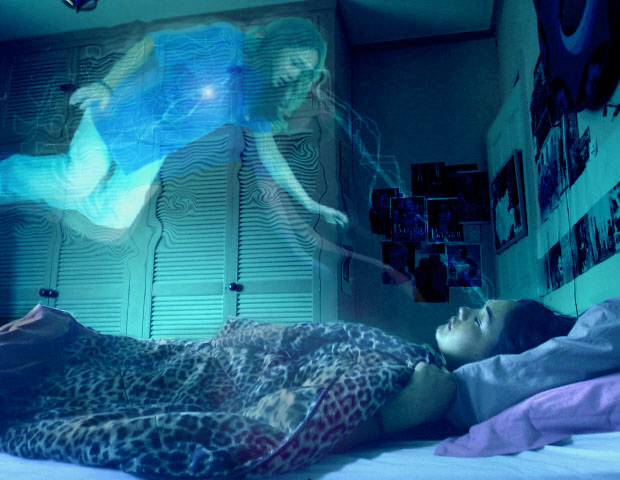astral projection at night