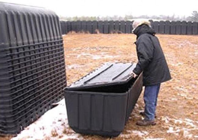 fema coffins