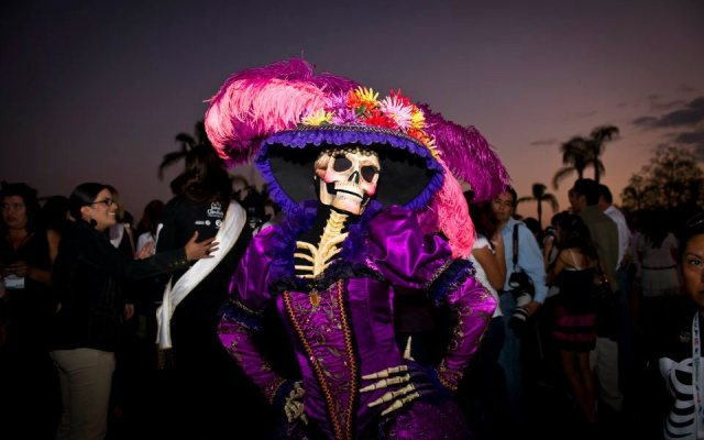 mexican dead lady