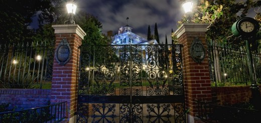 Haunted Disneyland