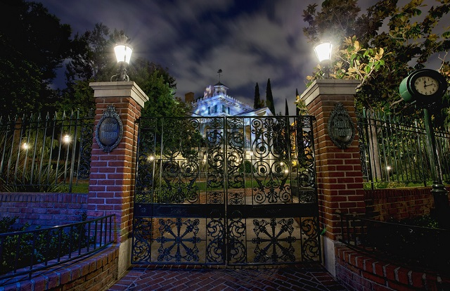 Haunted Disneyland