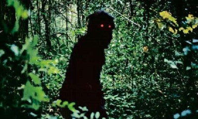Shadowy figure