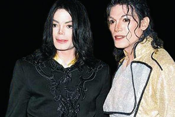 Navi and Michael