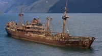 SS Cotopaxi boat