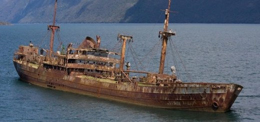 Lost ship found in Bermuda Triangle