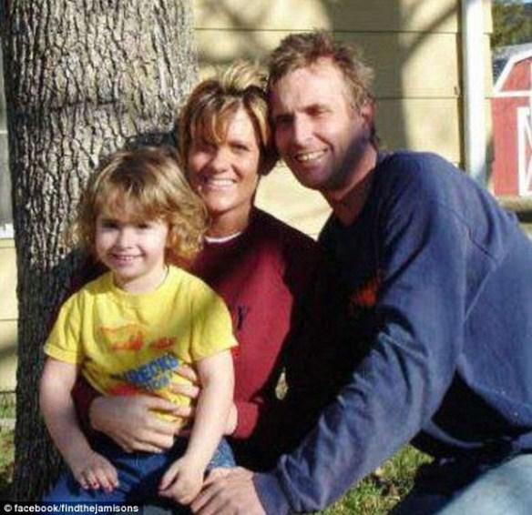 The Jamison family