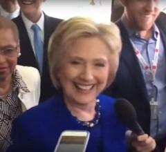 Hillary Clinton Eyes