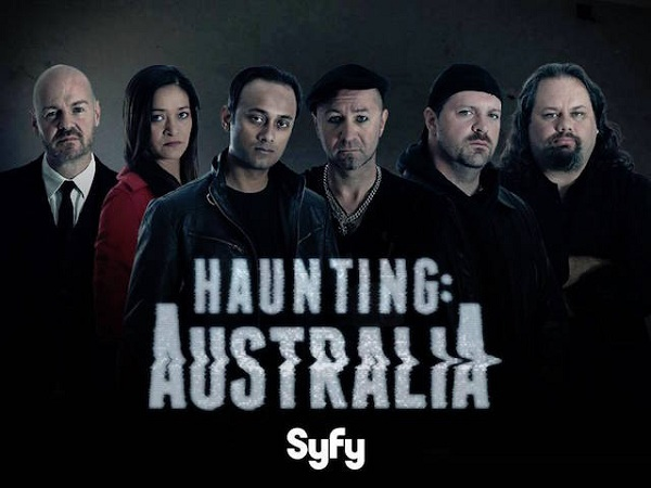 Syfy channel haunting Australia
