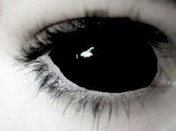 black-eyed