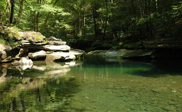 Peekamoose Blue Hole Catskills