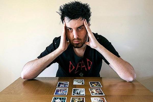 Rob Ball card reading