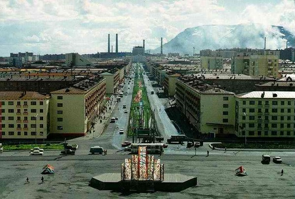 norilsk-city
