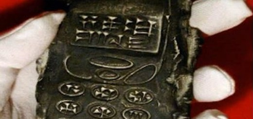 Ancient cell phone discovered in Austria