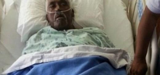 Man found alive inside a body bag
