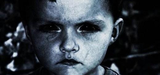 Beware of the Black-Eyed children