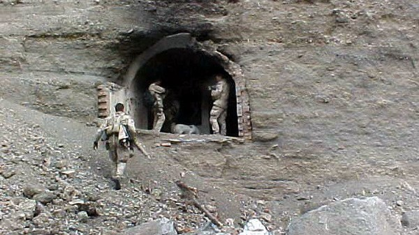 8 USA soldiers disappear in Afghan cave