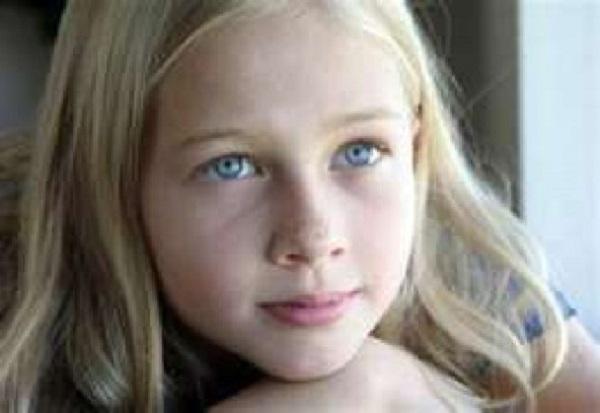 Akiane Kramarik young
