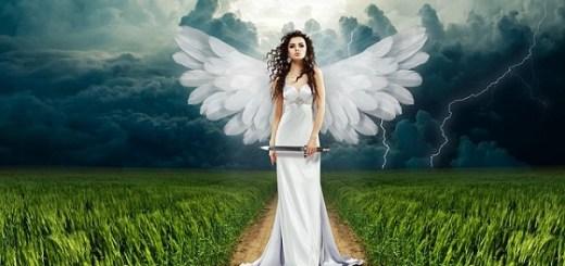 Astonishing angelic protectors