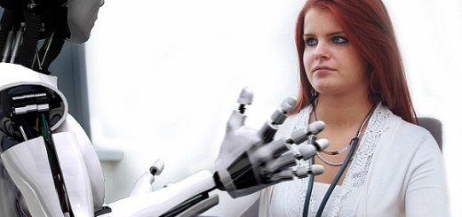 Humans and robots will marry in the future