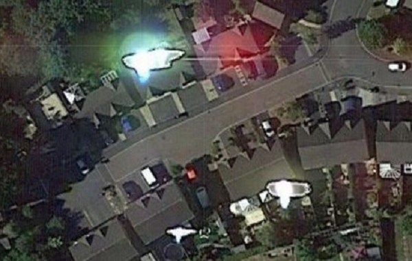 Incredible Alien Abduction Captured By Satellite