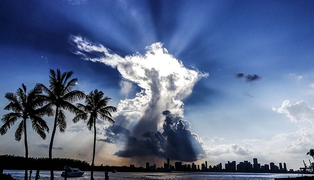 Angel in cloud