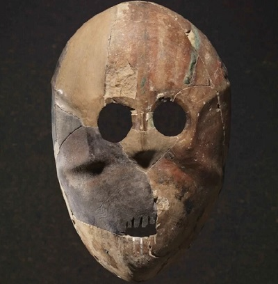 Oldest mask in world