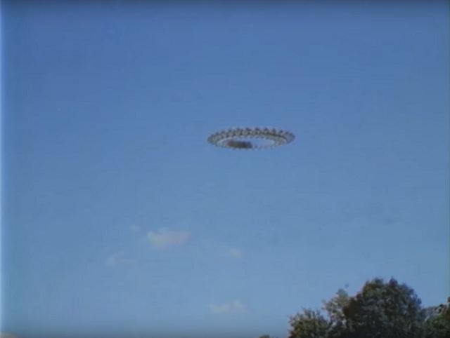 UFO VHS footage found 2017