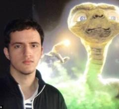 Bruno Borges with ET