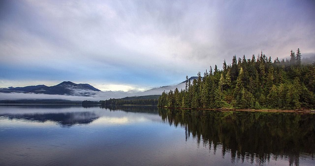 Hobart Bay, Alaska