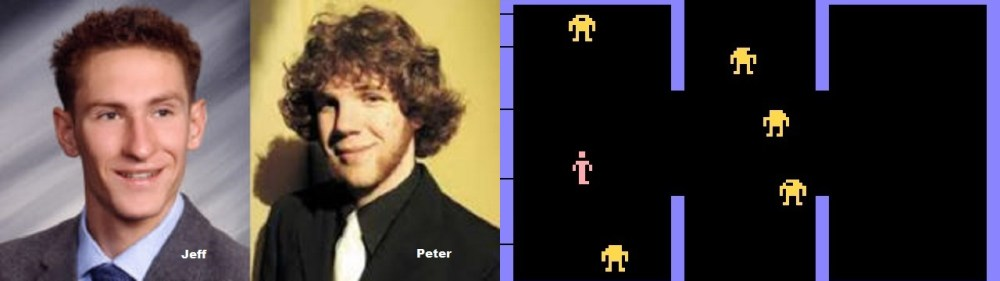 Jeff Dailey and Peter Burkowski Berzerk Atari deaths