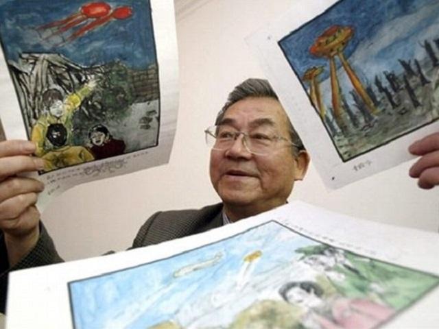 Shi Li Sun aliens and UFOs exist