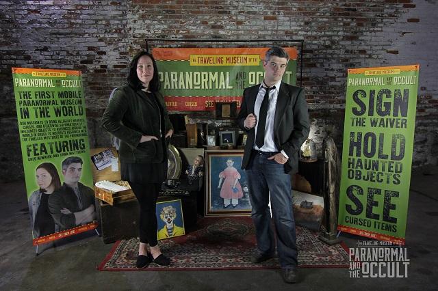 Greg Newkirk and Dana Matthews Week in Weird