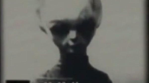 Grey alien footage from Russia 1960's