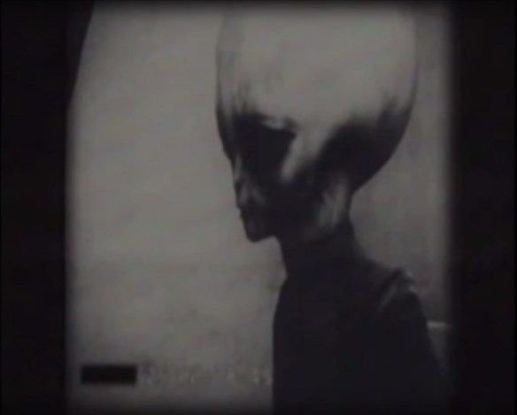 Grey alien footage from Russia