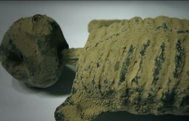 Peru alien mummy recovery