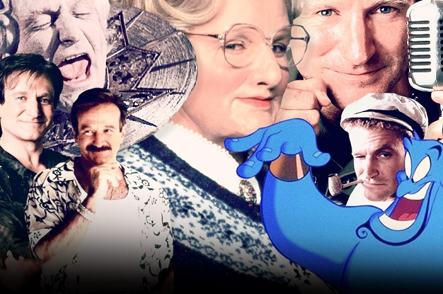 Robin Williams montage