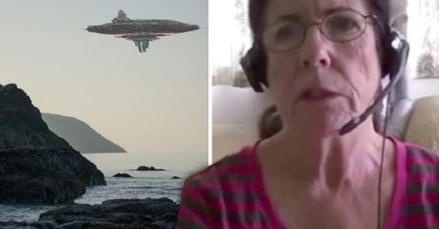 Abducted 64 Year Old Woman Transforms Into An Alien Human -6737