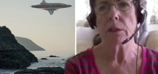 Abducted 64 year old woman transforms into an alien human hybrid