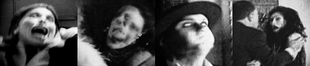 Morphed faces from Return to Bablyon