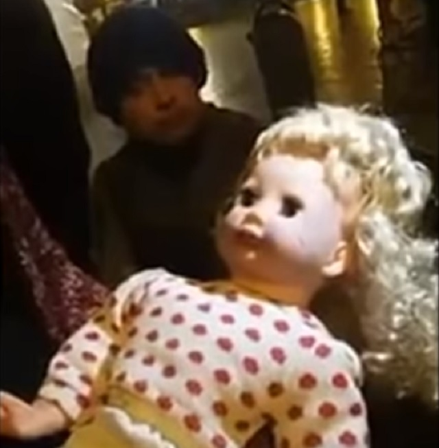 Possessed doll in Peru