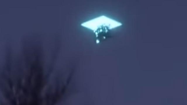 UFO caught in Sonora, Mexico