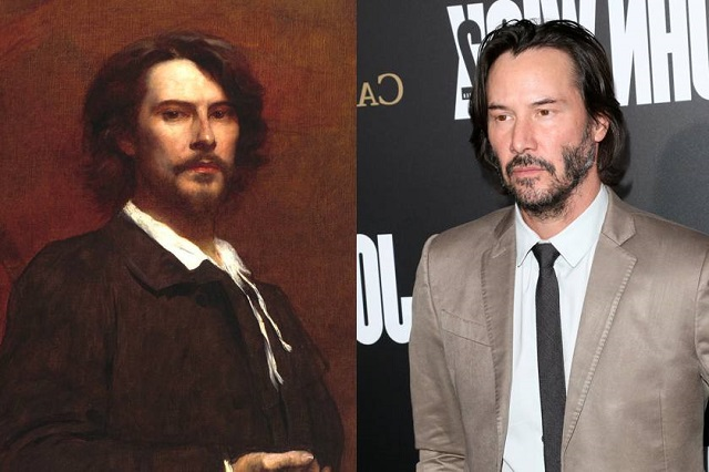 Paul Mounet or Keanu Reeves