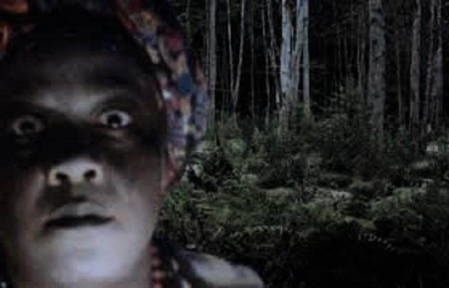 Voodoo priestess Julia Brown