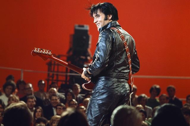 Elvis Presley 1968 Billboard
