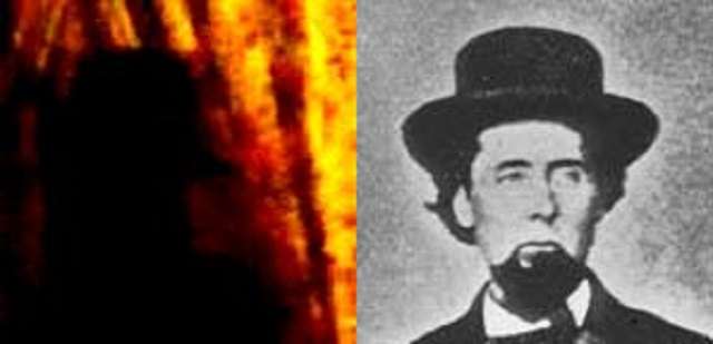 Shadow ghost of Henry Comstock