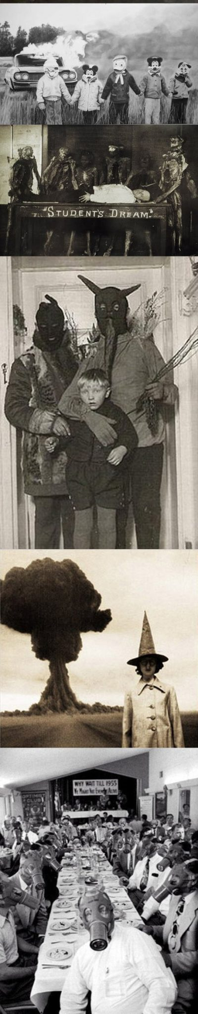 Creepy old pictures from the past