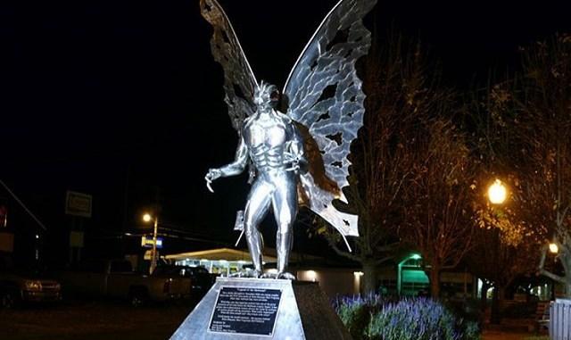 Mothman Point Pleasant West Virginia