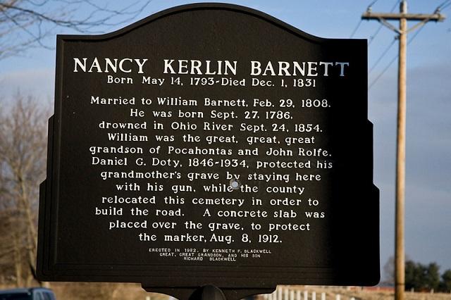 Nancy Kerlin sign